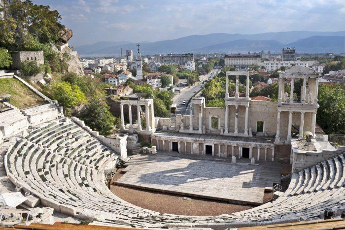 Plovdiv Amphitheater